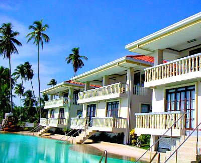 Bonga Villa Beach Resort Swimming Pool