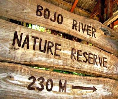 Aloguinsan Bojo nature reserve