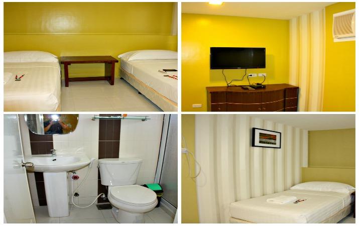 Anika Island Resort room facilities