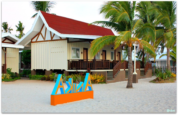 Anika Island Resort Sunrise Bungalow Accommodation