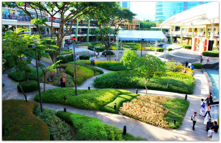 Ayala Center in Cebu