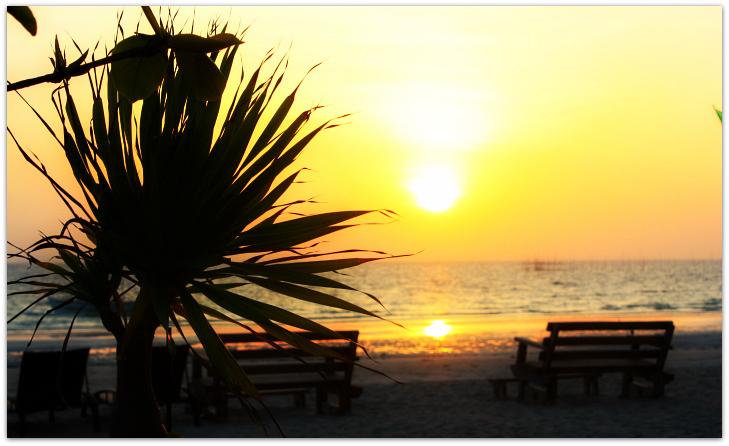 Sunrise in Bantayan Island Cebu