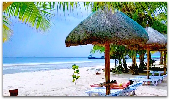 Bantayan Island White Beach
