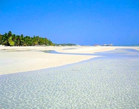 Bantayan Island White Sand Beach
