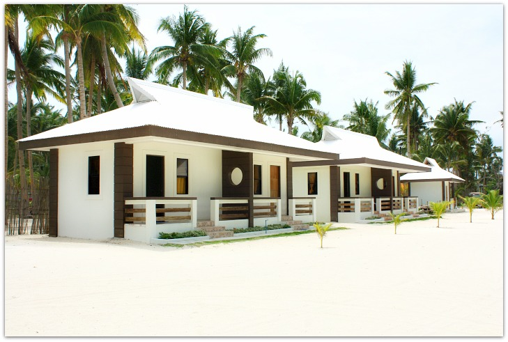 Bungalows of Beach Montemar Resort, Bantayan Island