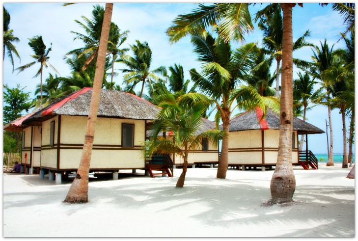 Deluxe Cottages at Beach Montemar, Bantayan Island