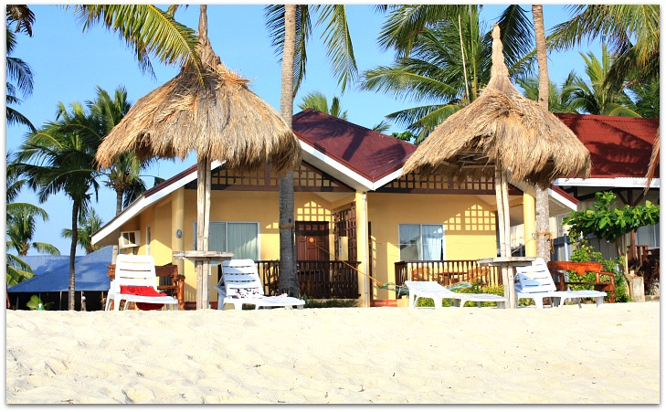 Sunrise Accommodation Beach Placid Resort & Restaurant