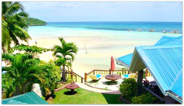 Bellavistamare Beach Resort on Camotes Islands
