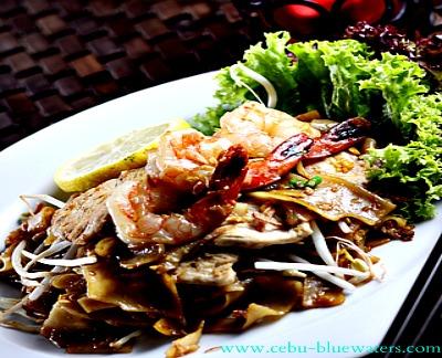 cebu fusion shrimp food