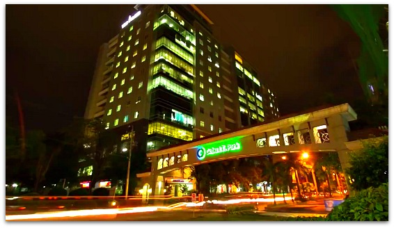 IT Park is one of the business center facilities in Cebu City