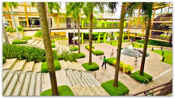 Modern facilities in Cebu City that provide both business and daily life facilities among workers and visitors