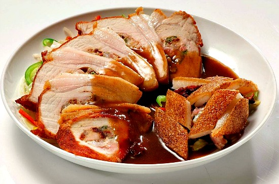 Cebu Chinese Restaurant crispy pork