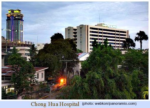 Chong Hua Hospital, Cebu City, Philippines