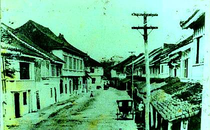 The oldest and shortest street in Cebu is Colon Street.