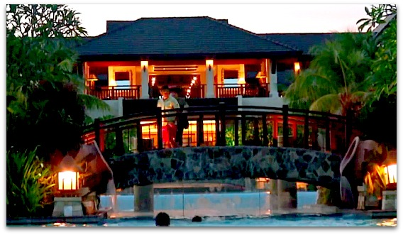 You will enjoy Crimson Hotel Beach Resort day and night feeling relax and safe.