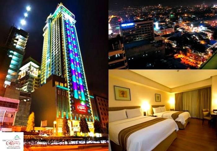 Crown Regency Hotels & Tower Cebu City