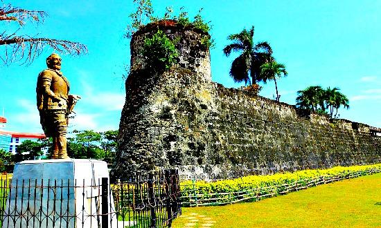 Fort San Pedro, Cebu City