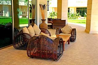 hotel lobby wicker of Cebu Furniture