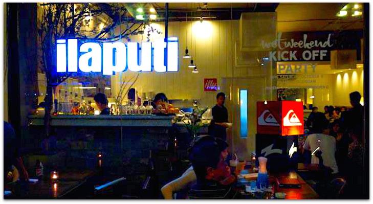 Ilaputi Restaurant and Cafe