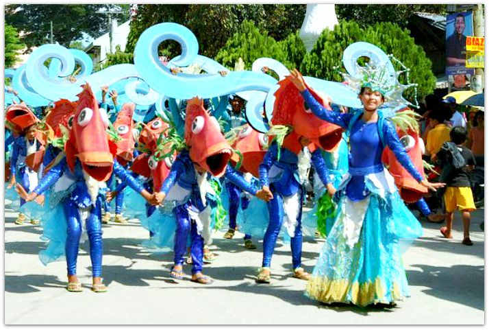 Street Dancing on Kinsan Festival