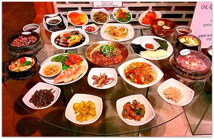 Korean Dishes in Cebu City
