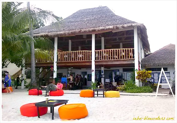 Malapascua Island Beach Resort. This is one of the resorts on the island that provide various vacation, leisure and diving facilities and services.
