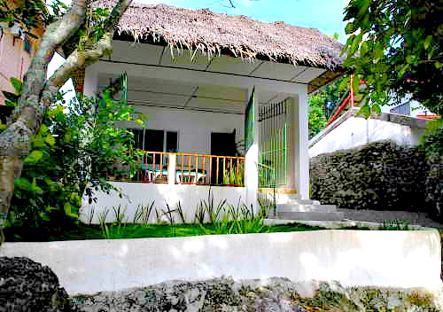 Marcosas Cottages Resort in Moalboal