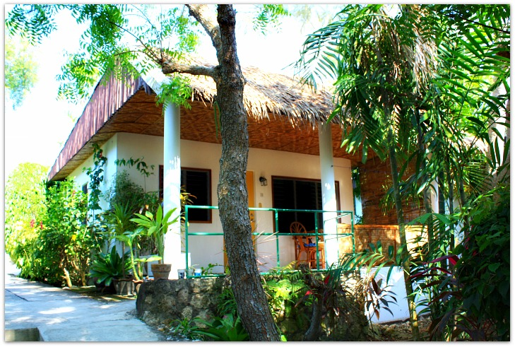 Marcosas Cottages Resort at Panagsama Beach Resort, Badiot, Moalboal, Cebu