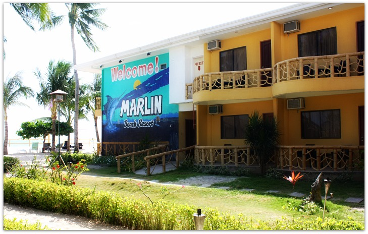 Welcome Marlins Beach Resort Bantayan Island, Cebu, Philippines