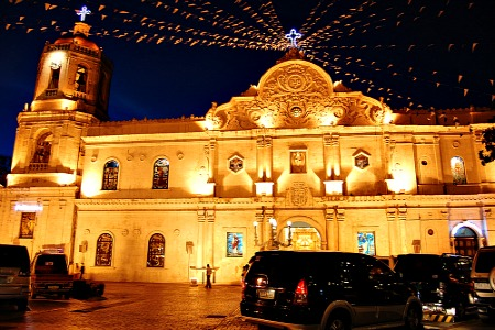 Cebu Metropolitan Cathedral. Beaches in Cebu Province are great for retreat, fun activities and other active adventures, including island-hopping or scuba diving.