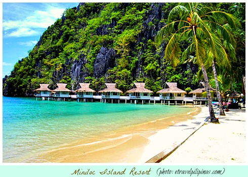 Miniloc Island Resort Of El Nido Palawan