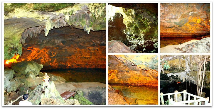 Cave at Bantayan Island Nature Park and Resort
