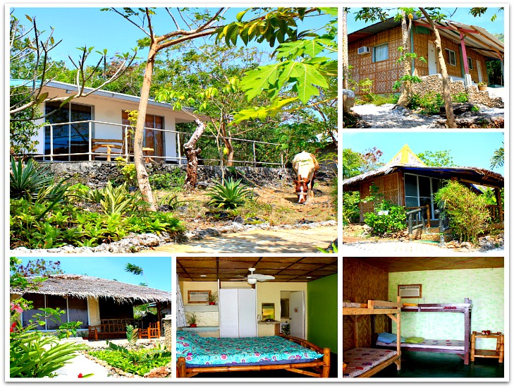 Cool accommodation at Bantayan Island Nature Park & Resort