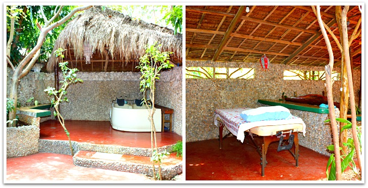 Spa at Bantayan Island Nature Park & Resort