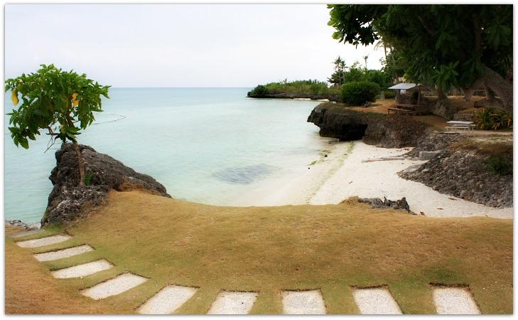 Ogtong Cave Beach Resort, Pooc, Santa Fe, Bantayan Island, Cebu