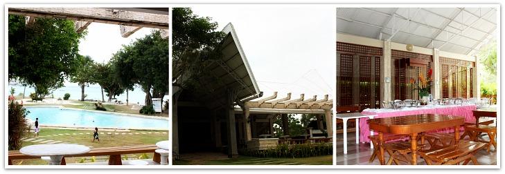 Restaurant at Ogtong Cave Resort, Bantayan Island
