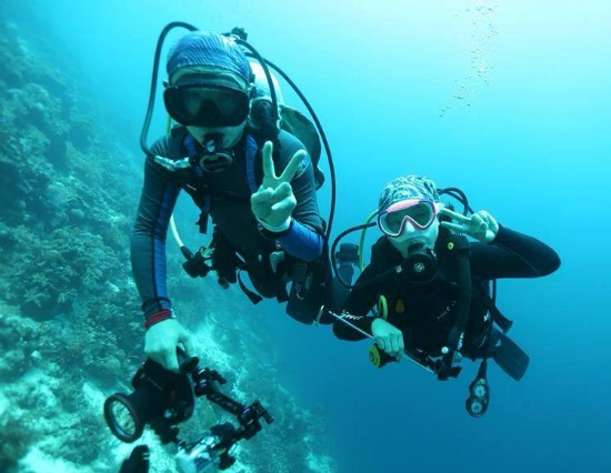 Palmbeach resort & spa scuba diving
