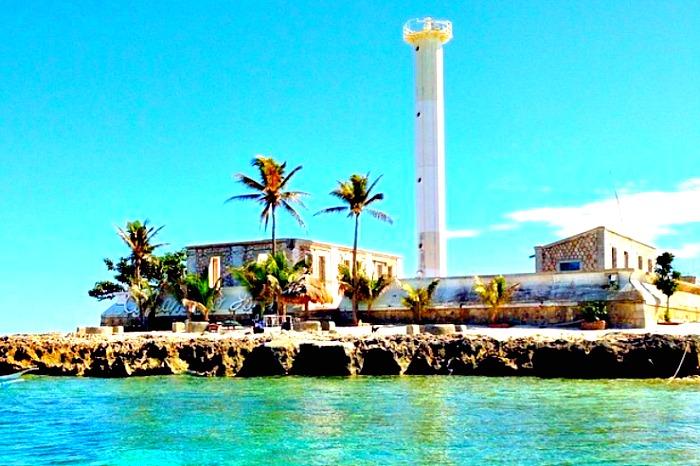 Pescador Island' view