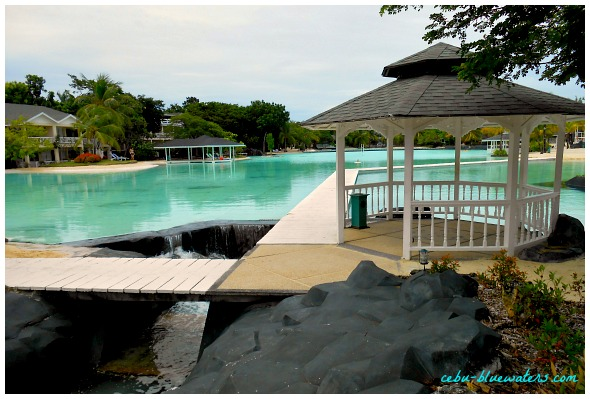Plantation Bay Resort Spa is located on Mactan Island, Cebu, Philippines.