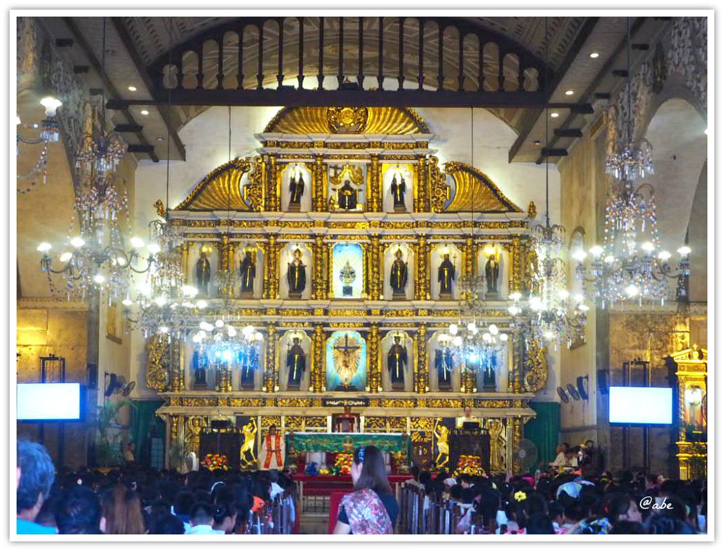 santo-nino-de-cebu-altar