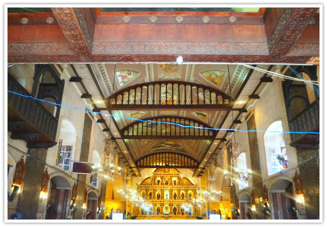 santo-nino-de-cebu-ceiling