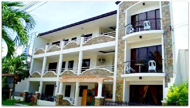 Seaview Apartelle, Bantayan Island