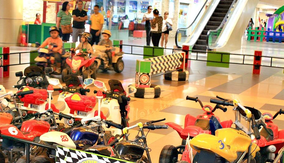 Cebu City Shopping Centers