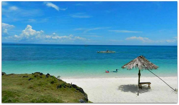 Bantayan Island beach