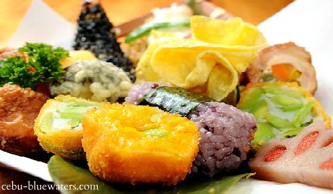 cebu japanese sushi