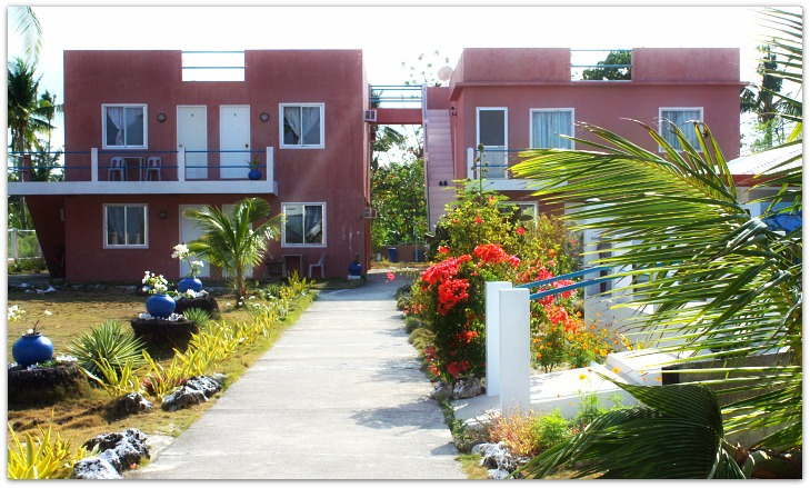 Hotels at Tickety Boo Beach Resort, Bantayan Island, Cebu, Philippines