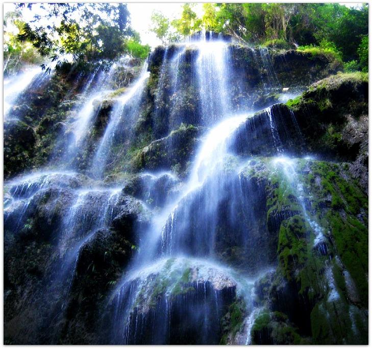 Tumalog Falls, Cebu