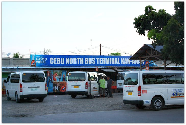 Vans For Hire Cebu North Bus Terminal