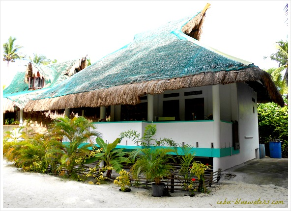 This is one of Aabana Cottage & Water Sport resort's budget accommodation