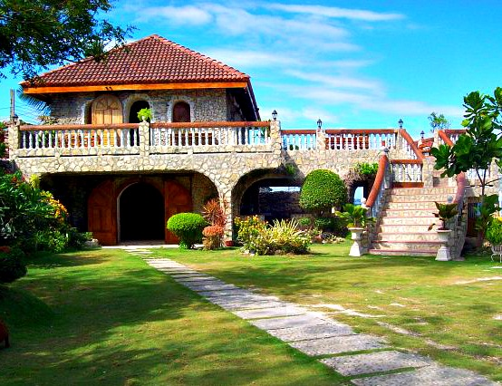 Baluarte de Argao resort building